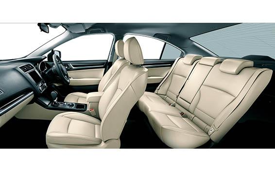 Subaru Legacy B4 15