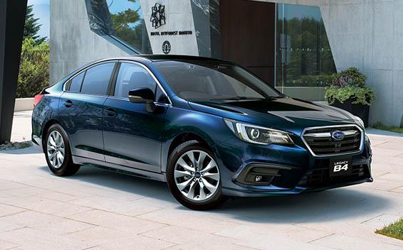 Subaru Legacy B4 16