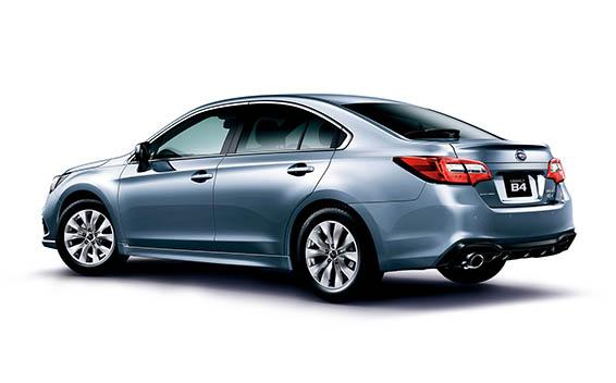 Subaru Legacy B4 17