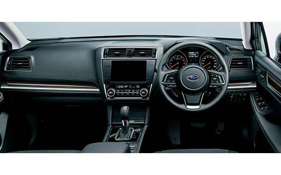 Subaru Legacy B4 19