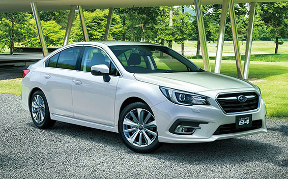 Subaru Legacy B4 20