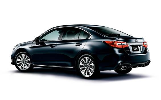 Subaru Legacy B4 21