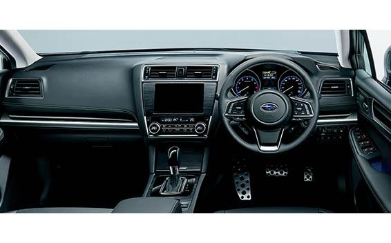 Subaru Legacy B4 23