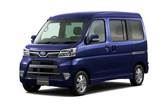 Subaru Dias Wagon 2
