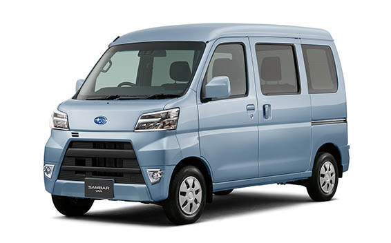 Subaru Sambar VB 2SEATER AT 0.66 (2017)