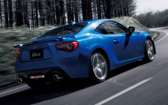 Subaru BRZ 4