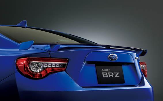 Subaru BRZ 6