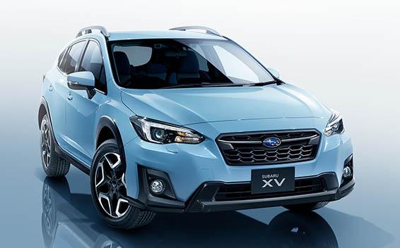 Subaru IMPREZA_XV