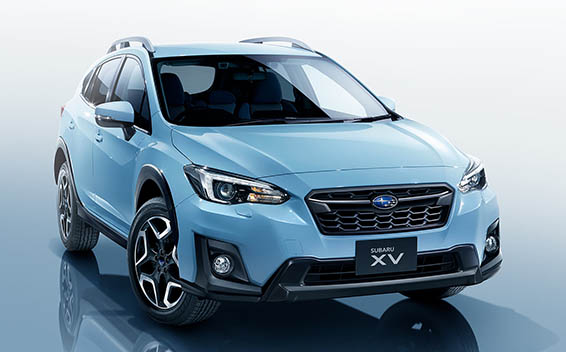 Subaru IMPREZA_XV 1