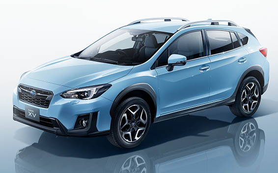 Subaru IMPREZA_XV 2