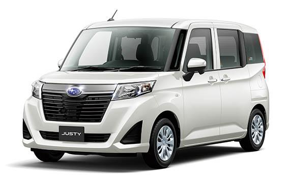 Subaru Justy 8