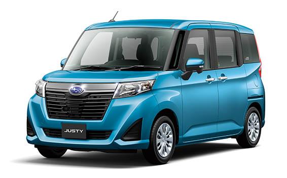 Subaru Justy 12