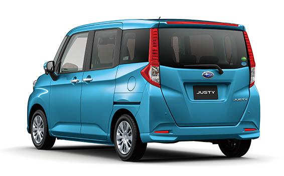 Subaru Justy 13