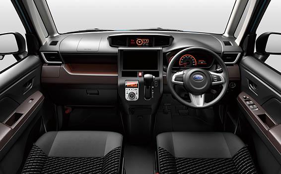 Subaru Justy 14