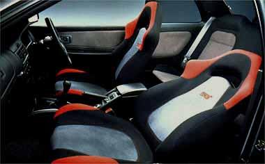 Subaru Impreza Hardtop Sedan 2