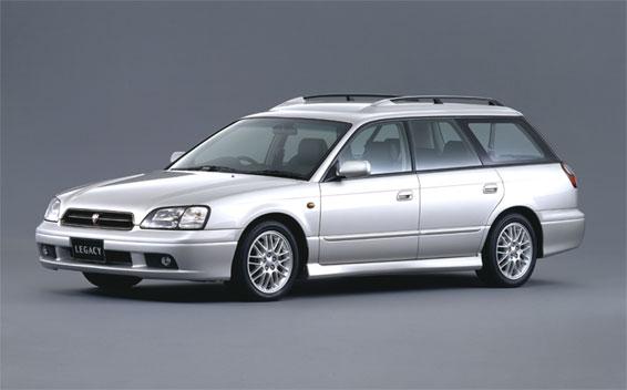 Subaru Legacy Touring Wagon LANCASTER 4WD AT 2.5 (1998)