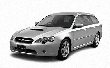 Subaru Legacy Touring Wagon 2.0GT SPEC.B 4WD MT 2.0 (2003)