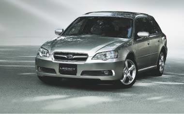 Subaru Legacy Touring Wagon 3.0R ADA 4WD AT 3.0 (2004)