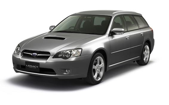 Subaru Legacy Touring Wagon 3.0R 4WD AT 3.0 (2005)