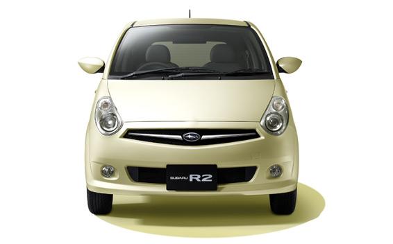 Subaru R2 I AWD CVT 0.7 (2005)