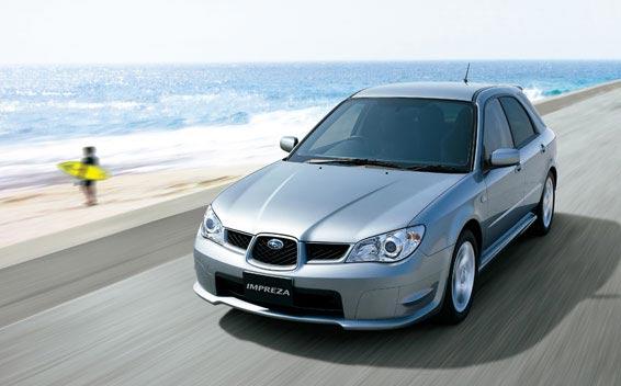 Subaru Impreza Sportswagon 1