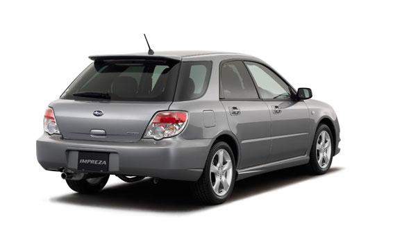 Subaru Impreza Sportswagon 2