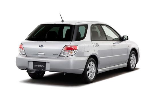 Subaru Impreza Sportswagon 3