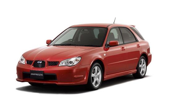 Subaru Impreza Sportswagon 4