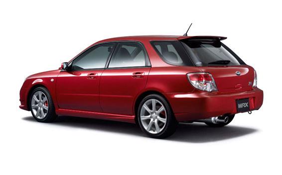 Subaru Impreza Sportswagon 5