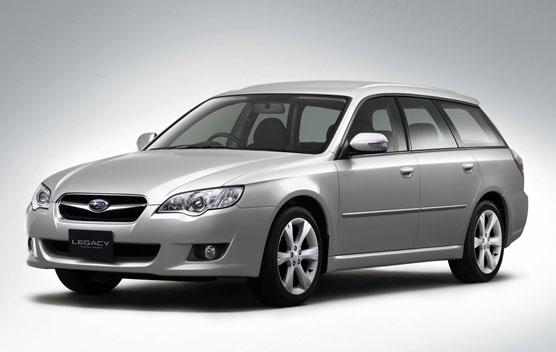 Subaru Legacy Touring Wagon 2.0GT SI-CRUISE AWD AT 2.0 (2007)