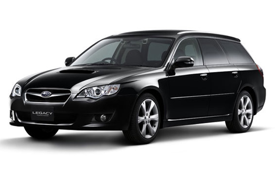 Subaru Legacy Touring Wagon 2.5I SI CRUISE AWD AT 2.5 (2008)