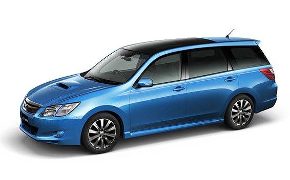 Subaru Exiga 2.0I S AWD AT 2.0 (2008)