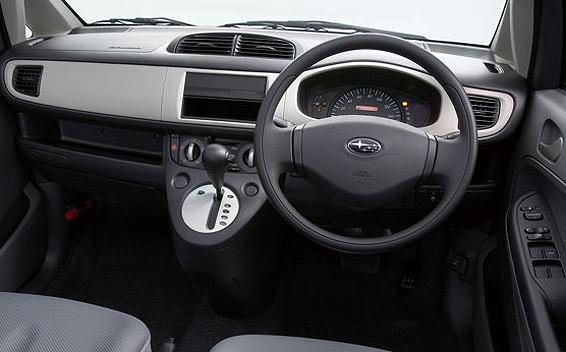Subaru R2 5