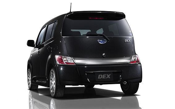Subaru DEX 2