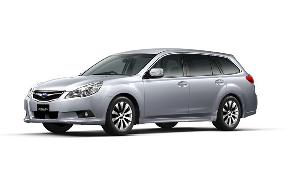 Subaru Legacy Touring Wagon 2.5GT S PACKAGE AWD MT 2.5 (2010)