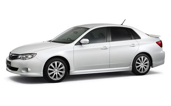 Subaru IMPREZA ANESIS 1