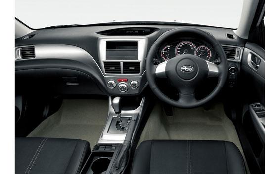 Subaru IMPREZA ANESIS 4