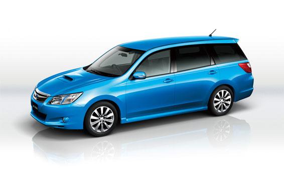 Subaru Exiga 2.0 GT LIMITED 2.0 (2010)
