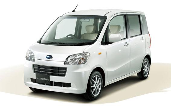Subaru Lucra CUSTOM R LIMITED AWD CVT 0.66 (2012)