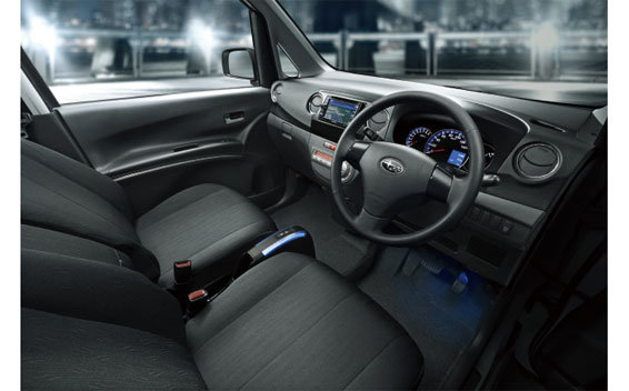 Subaru Lucra 3