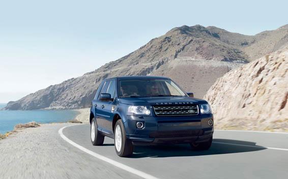 Land Rover Freelander 2 4