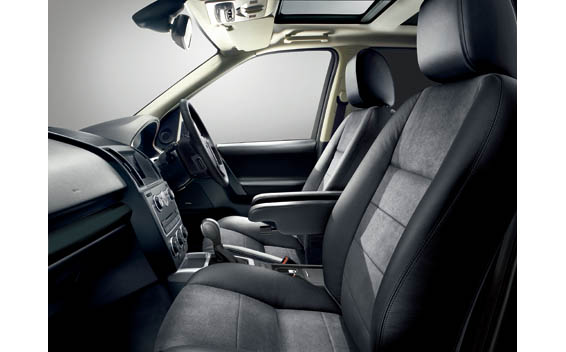 Land Rover Freelander 2 8