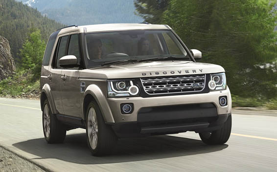 Land Rover Discovery 4 1