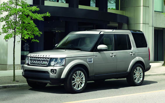 Land Rover Discovery 4 2