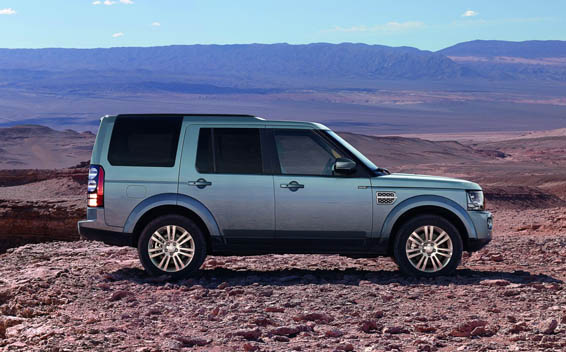 Land Rover Discovery 4 3