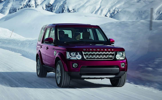 Land Rover Discovery 4 5