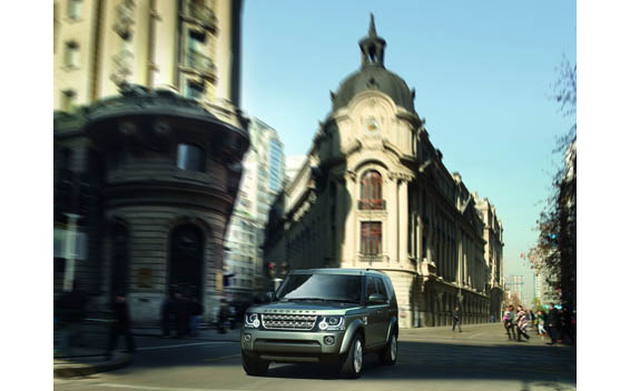Land Rover Discovery 4 6
