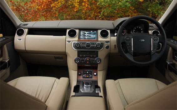 Land Rover Discovery 4 7