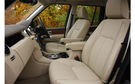 Land Rover Discovery 4 8