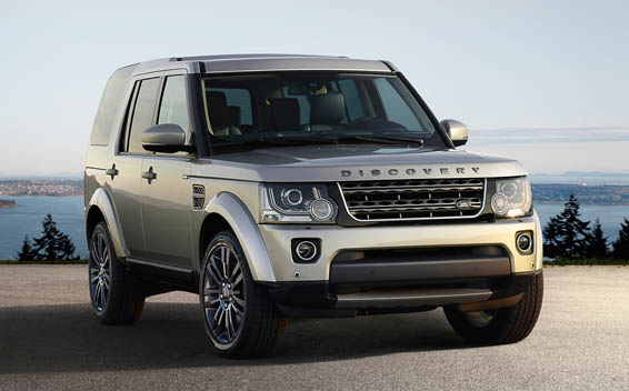 Land Rover Discovery 4 9